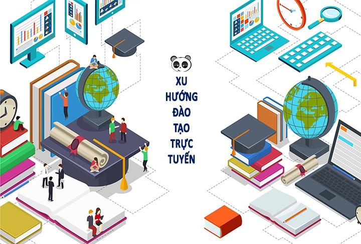 Đào tạo trực tuyến - Xu hướng tương lai của nền giáo dục